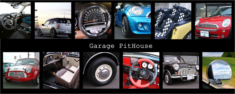 Garage PitHouse